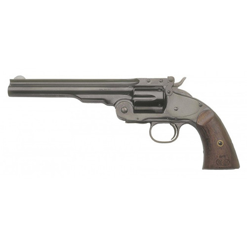 "Cimarron Model No.3 Schofield 2nd Model, 38 Special, 7"" Barrel"