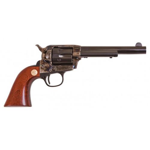 Cimarron Model P JR 5 1/2. Dual Cyl. .32 Wcf/.32 H&R 32-40 Winchester