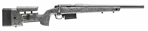 "Bergara B14 R 22LR, Trainer Rifle, 18""Bergara 4140 Steel Threaded Barrel, 1:16 Twist, 1/2x28"" Thread, Black, Synthetic Stock, 1 Mag, 10Rd"