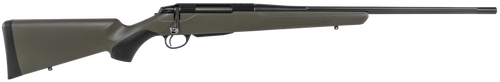 "Tikka T3 T3x Superlite Bolt 300 Winchester Short Magnum 24.3"" Barrel, Synthetic OD Green Stock Stainless, 3rd"