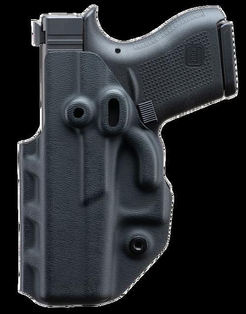 Crucial Concealment Covert IWB Sig 320 C/XC, Kydex, Black, Ambi
