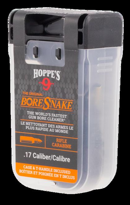 Hoppes BoreSnake Den Cleaner 17 Cal/17HMR Rifle