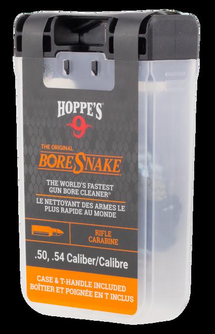 Hoppes BoreSnake Den 50/54 Caliber Rifle Bronze Brush