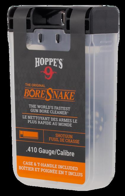 Hoppes BoreSnake Den 410 Ga Shotgun Bronze Brush