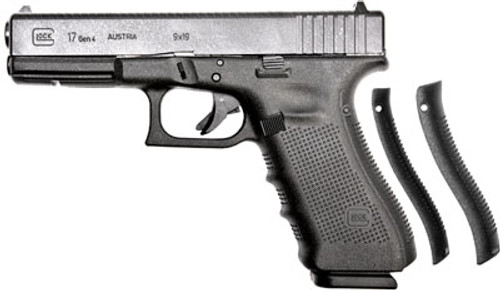 "Glock 17 Gen4, 4.49"" Barrel, Night Sights, Black, 3x 17rd"
