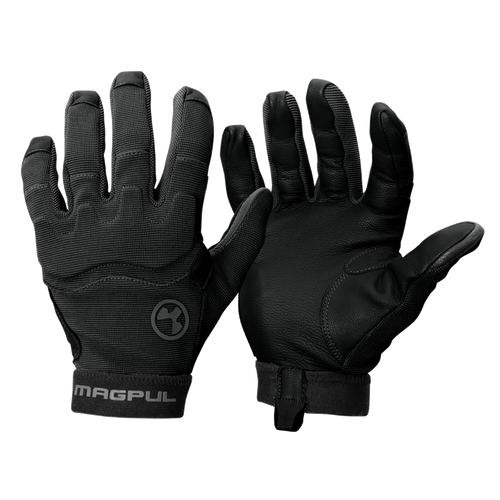 Magpul Patrol Glove 2.0 2 XL Black Leather/Nylon