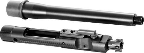 "CMMG AR-15 Barrel and BCG Kit, 8"" 4140Cm, Sbn, 9mm"