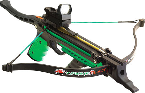 PSE Zombie Handheld Crossbow 50 lbs. Draw Weight