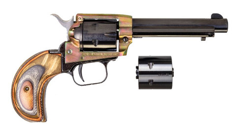 Heritage Rough Rider .22LR/.22WMR Green Camo Grip 3.5""