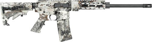 "Rock River Arms RRAGE AR-15 223/5.56 16"" Barrel, Veil Alpine Camo, 30rd Mag"