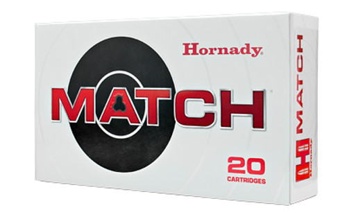 Hornady Match 6mm ARC 108gr, Extremely Low Drag-Match, 20rd Box