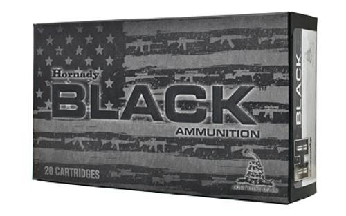 Hornady Black 6mm ARC 105gr, Boat Tail Hollow Point Match, 20rd Box