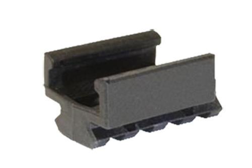 Lasermax Accessory Rail For Sigma Weaver Style Black