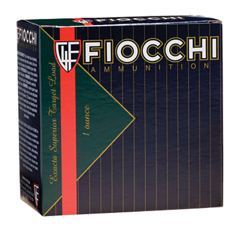 "Fiocchi Paper Crusher 12 Ga, 2-3/4"", 1oz, 7.5 Shot, 25rd Box"
