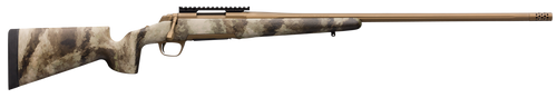 "Browning X-Bolt Hells Canyon Speed Long Range 300 RUM, 26"" Barrel, A-TACS AU Camo, Fixed McMillan Game Scout Stock, Burnt Bronze Cerakote, 3rd"