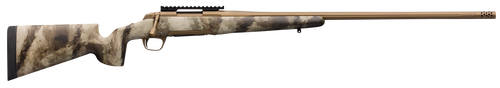"Browning X-Bolt Hells Canyon Speed Long Range 30 Nosler, 26"" Barrel, A-TACS AU Camo, McMillan Game Scout Stock, Burnt Bronze Cerakote, 3rd"