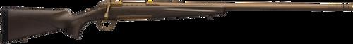 "Browning X-Bolt Pro Long Range 300 RUM, 26"" Barrel, Burnt Bronze Cerakote, Fixed Textured Gripping Panels Stock, 3rd"