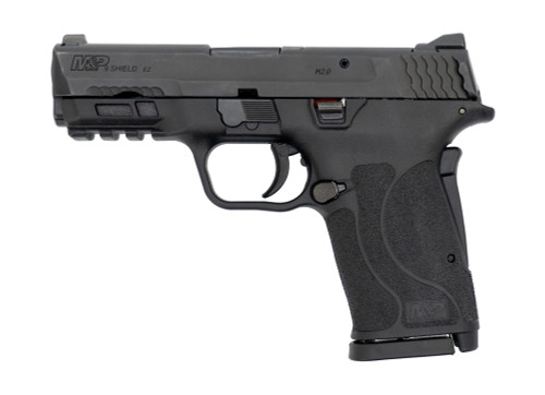 "Smith & Wesson M&P Shield EZ M2.0 Compact Used 9mm, 3.6"" Barrel, Black, 8rd"