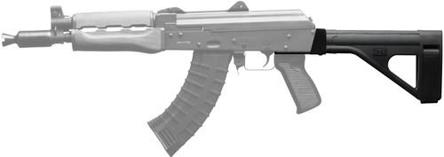 SB Tactical SOB47 AK Pistol Brace, Elasto-Polymer, Black
