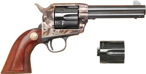 """Cimarron Model P 4 3/4"""" .45 Lc/.45 ACP Dual Cyl. PW 45 Colt"""