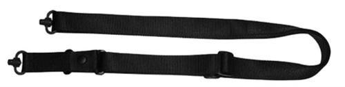 "Grovtec GT Three Point Tactical Sling Fully Adjustable 1.25"" Black"