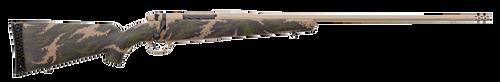 "Weatherby Mark V Back Country 257 Weatherby Mag, 26"" Barrel, Carbon Fiber Green & Tan Sponge Patterns, McMillan Tan Cerakote, 3rd"