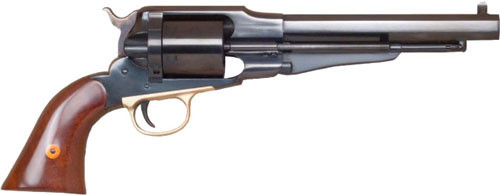 "Cimarron 1858 New Model Army 8"" Barrel, .44 WCF 44-40 Winchester"