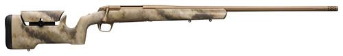 """Browning X-Bolt Hells Canyon Max Long Range 6.5 Creedmoor 26"""" A-TACS AU Camo Fixed Max Adjustable Comb Stock Burnt Bronze Cerakote"""