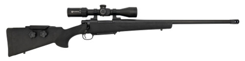 "Howa Hogue Long Range Scoped Package 6mm Creedmoor, 26"" HB, Black, 4rd"
