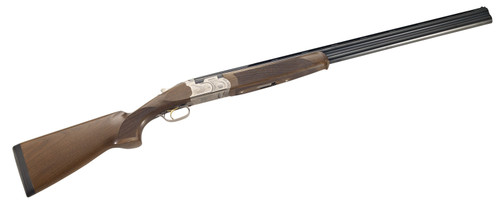 "Beretta 686 Silver Pigeon I 20/28 Ga 28"" Silver/Blued Fixed Checkered"