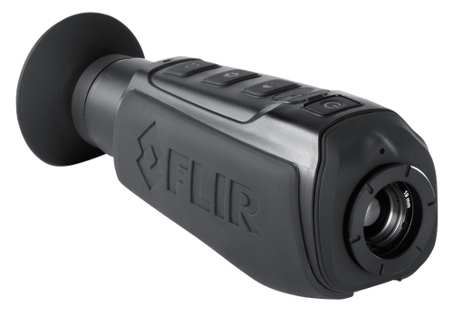 FLIR LS-X Thermal Monocular 5x 17x13 Degrees FOV Black