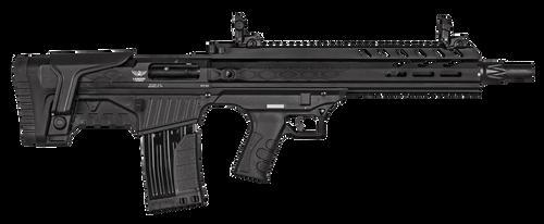 "Landor Arms BPX 902 12 Ga, 18.5"" Barrel, 2+1 Black Fixed Bullpup Stock, 5rd"