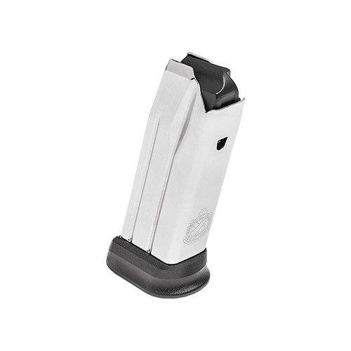 Springfield XD-M Elite Compact Magazine 9mm, Silver, 14rd