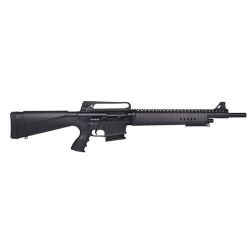 "Gforce GF99 AR Type Semi Auto Shotgun 12 Ga, 20"" Barrel, Black, 5rd"