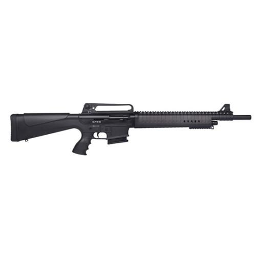 "Gforce GF99 AR Type Semi Auto Shotgun 12 Ga, 20"" Barrel, Black, 5rd"
