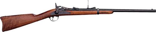 """Cimarron Trapdoor Cavalry Carbine 45-70 Gov, 22"""" Barrel"""