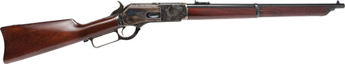 "Cimarron 1876 Crossfire Carbine 45-60 Win, 22"" Barrel, Color Case Frame"