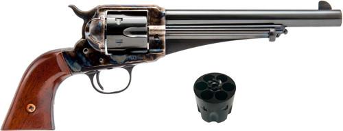 "Cimarron 1875 Outlaw 45 Colt/45ACP Dual Cylinder, 7 1/2"" Barrel, 6rd"