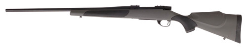 "Weatherby Vanguard Accuguard 6.5 PRC, 26"" Black Gray Webbing Fixed Monte Carlo Griptonite Stock Matte Blued Right Hand, 3 rd"