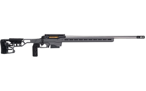 "Savage 110 Elite Precision 300 PRC, 30"" Stainless Barrel, Matte Black Receiver Matte, Adj MDT ACC Aluminum Chassis Stock, 5rd"