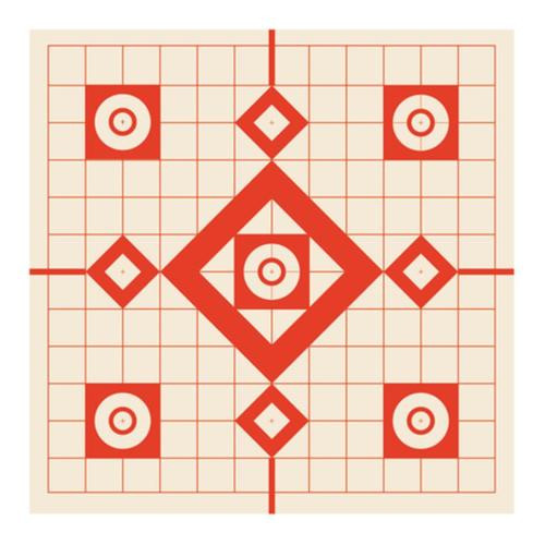Burris Optics Sighting-In Targets 10/Pack