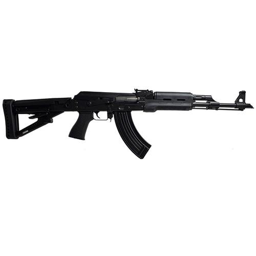 "Zastava ZPAP M70 AK-47 7.62X39mm 16"" Barrel, Black Polymer Furniture 30 Rd Mag"