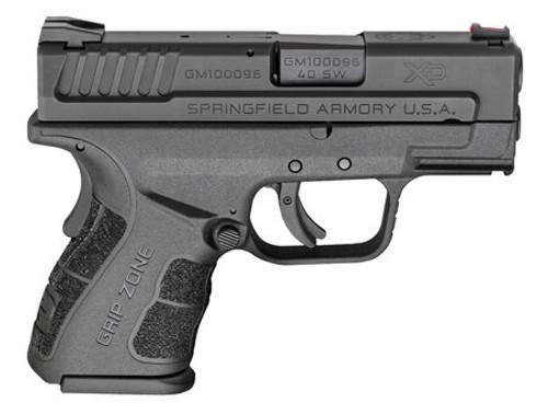"Springfield XD Mod.2 Sub Compact 40sw 3"" Barrel Black 12rd Mag"