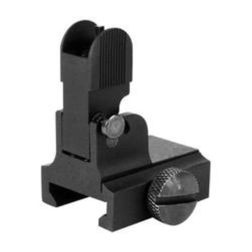 Aim Sports AR-15/M16 Flip Up Front Sight Aluminum Black