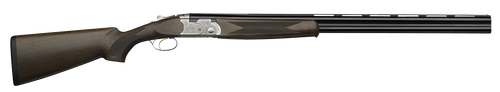 "Beretta 686 Vittoria Silver Pigeon I 12 Ga, 30"" Barrel, 3"", Silver/Blued Wood, Youth/Compact"