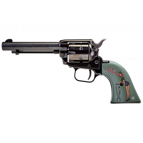 "Heritage Rough Rider Ace In The Hole Pinup, 22LR, 4.75"" Barrel"