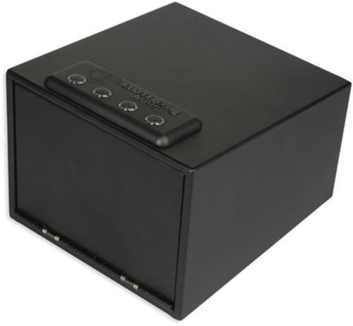 Bulldog Cases Magnum LED Quick Vault RFID Access And Shelf