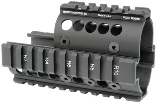 Midwest Handguard For Mini Draco AK Pistol Black