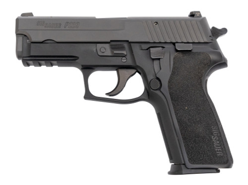"Sig P229 Used .40 S&W, 3.9"" Barrel, Siglite Sights, Nitron Black, 12rd"
