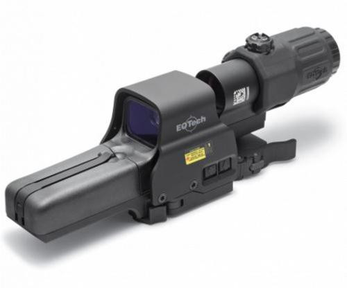 EOTech Complete System 518-2 Sight With G33 Magnifier Combo